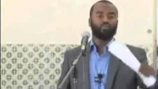 Ustaz Abubaker's Speech in Awolia Center on June 22, 2012