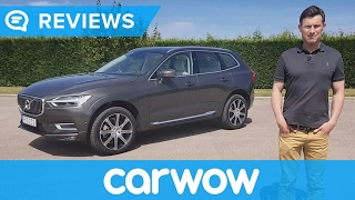 Video Volvo XC60 SUV 2018 review | Mat Watson Reviews MP3, 3GP, MP4, WEBM, AVI, FLV November 2017