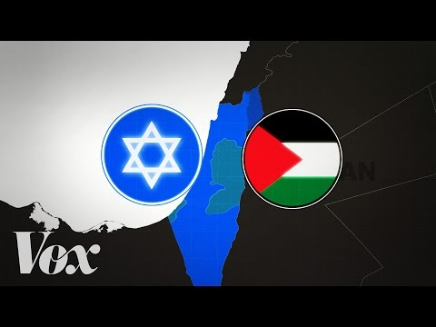 The Israel-Palestine conflict: a brief, simple history