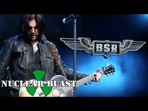 BLACK STAR RIDERS - Finest Hour (OFFICIAL VIDEO) online metal music video by BLACK STAR RIDERS