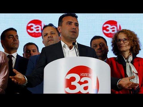 """Ζόραν Ζάεφ: «Θα πετύχουμε το """"ναι"""" στη Βουλή-είμαι σε επαφή με τον φίλο Αλέξη Τσίπρα»…"""