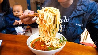 Video Chinese Street Food - ENTIRE BOWL ONE-NOODLE and Halal Beef Salad!   Yunnan, China Day 2 MP3, 3GP, MP4, WEBM, AVI, FLV Juli 2018
