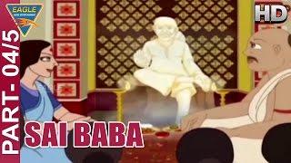 Sai Baba Kids Animated Hindi Movie Part 04/5  Kids Animation Stories.