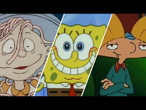 nkmcdonalds - Remember when Nickelodeon was amazing? When shows like Rugrats, Hey Arnold, Kenan and Kel, Doug, and Rocko's Modern Life were around. This compilation celebr...