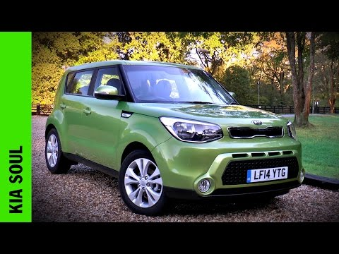 2015 Kia Soul Review