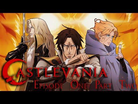 Castlevania Abridged Parody Episode 1 (Part 2)