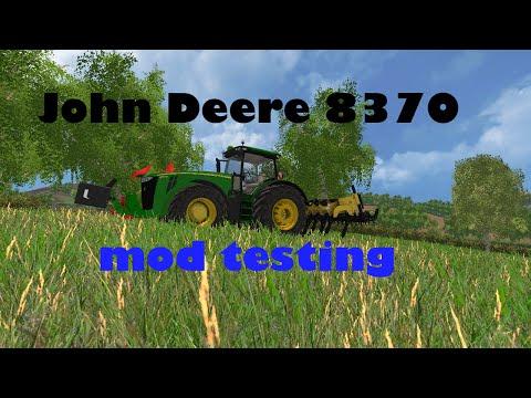 John Deere 8370 Beast v1.0