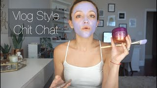 Hey, Guys! (WATCH IN HD) Here is a RANDOM RAMBLES video where I talk about my feelings towards youtube & we put on a...