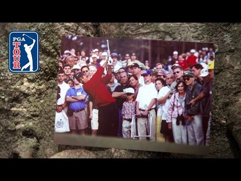 Tiger Woods' iconic 1997 Maste …
