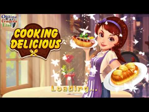 Cooking With Elsa, Game By Maple Studio - Android Gameplay