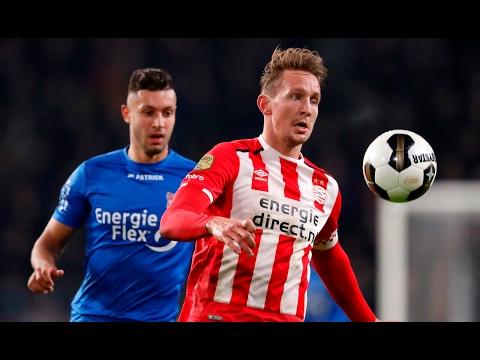 Samenvatting van het duel PSV - NEC (3-1)