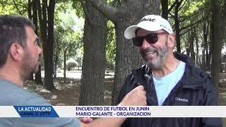 NOTA REALIZADA EL LUNES 29 DE MARZO: NOTA A FABRICIO DIAZ: TEMAS. SEMANA SANTA Y ALARMAS COMUNITARIAS