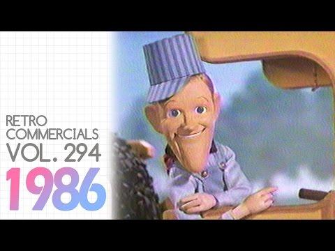 Retro Commercials Vol 294 (1986 HD)