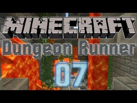 Let's Play Minecraft Adventure-Maps [Deutsch] [HD] - Dungeon Runner #7