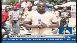 Police Arrest 50 In Lamu,Kenya As Hindi Residents Flee To Police Cells For Security
