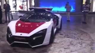 Nonton Abu Dhabi Police Car    Lykan Hypersport  3 4m    In Yas Mall   Film Subtitle Indonesia Streaming Movie Download