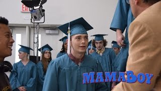 Nonton High School Graduation - Mamaboy (Behind The Scenes) Film Subtitle Indonesia Streaming Movie Download