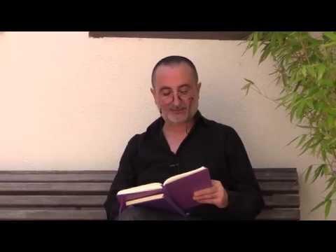 Booktrailer del llibre 'La lectura com a pregària', de Joan-Carles Mèlich