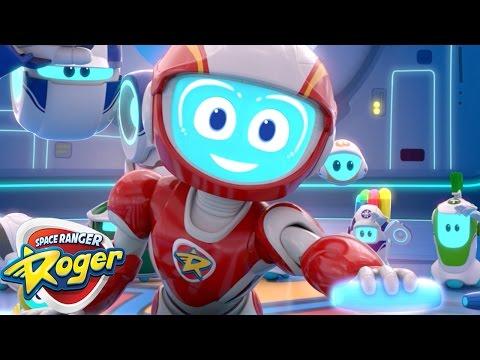 Space Ranger Roger | Episode 5 - 8 Compilation | Videos For Kids | Funny Videos For Kids