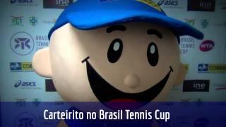 Carteirito responde sobre o Brasil Tennis Cup em Florianópolis