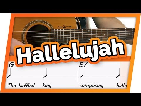 Search Results For Famous Hallelujah Leonard Cohen Easy Acoustic