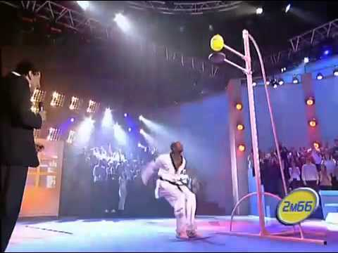 Highest Taekwondo Kick - Guinness World Record