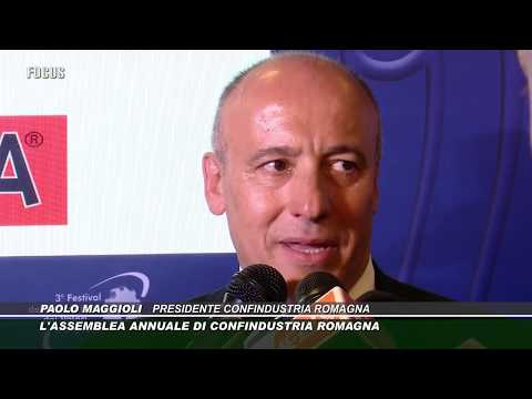 Assemblea Confindustria Romagna - Speciale TV