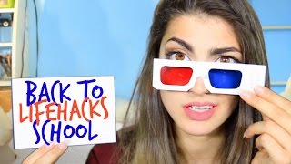 15 Weird Back To School Life Hacks EVERY Student Should Know!