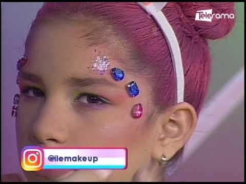 Aprenda a realizar un maquillaje de unicornio para Halloween