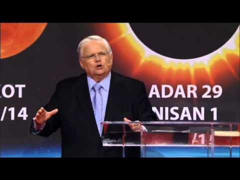 John Hagee Four Blood Moons