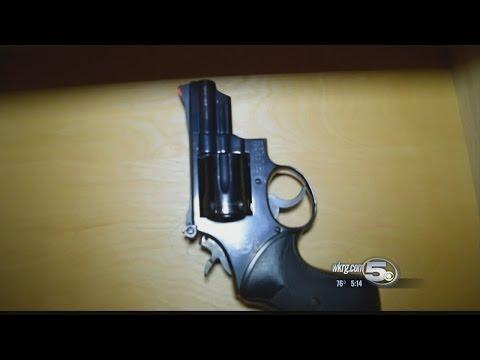 Stolen Guns Part 1:  Alabama's High Theft Rate