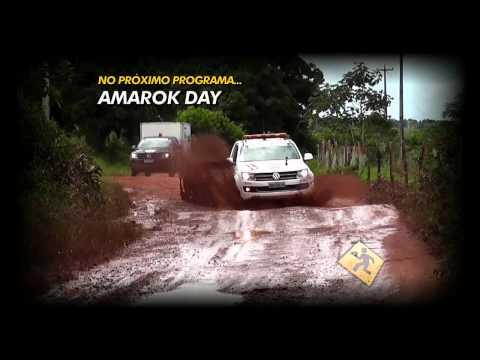 Batendo Perna - Teaser Amarok Day - Expedição Serra de São Bento/RN