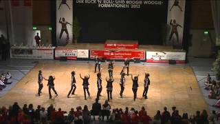 Funky Power - Deutsche Meisterschaft 2013