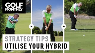 ► In this video Golf Monthly Top 25 Coach Peter Dawson talks you through how versatile your hybrid can be if you learn to use it from the rough and around the greens► Become a FREE SUBSCRIBER to Golf Monthly's YouTube page now - https://www.youtube.com/golfmonthly► For the latest reviews, new gear launches and tour news, visit our website here - http://www.golf-monthly.co.uk/► Like us on Facebook here - https://www.facebook.com/GolfMonthlyMagazine►Follow us on Twitter here - https://twitter.com/GolfMonthly►Feel free to comment below! ►Remember to hit that LIKE button if you enjoyed it :)
