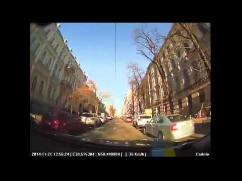 ТП за рулем в Киеве