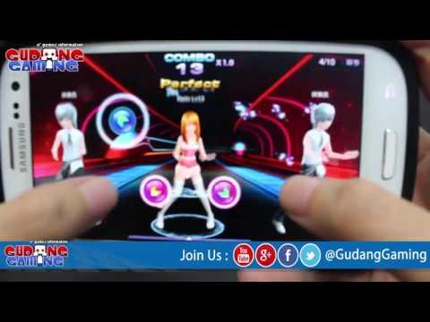 membuat game dance menggunakan unity3d - Gameonlineflash.com