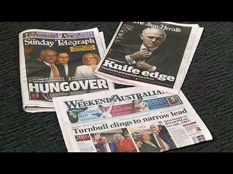 Αυστραλία: Στην κόψη του ξυραφιού το εκλογικό αποτέλεσμα