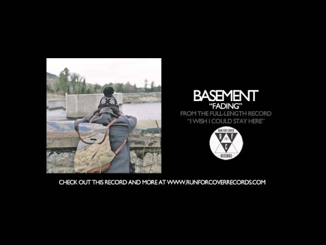 Basement - Fading (Official Audio)