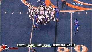 Jay Ajayi vs Colorado State (2014)