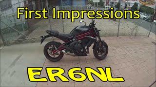 9. Kawasaki ER6NL First impressions / The best learner bike?