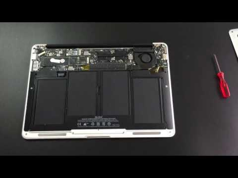 , title : 'How to replace battery for APPLE Macbook Air 13'' A1405 A1377 A1496 A1469 A1466'