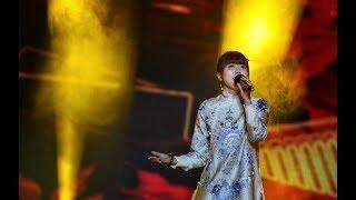 Download Lagu alan 阿蘭(阿兰) - 宿命橫著寫 fan-cam video (20171126祁年紀·國風音樂會 in北京居庸關) Mp3