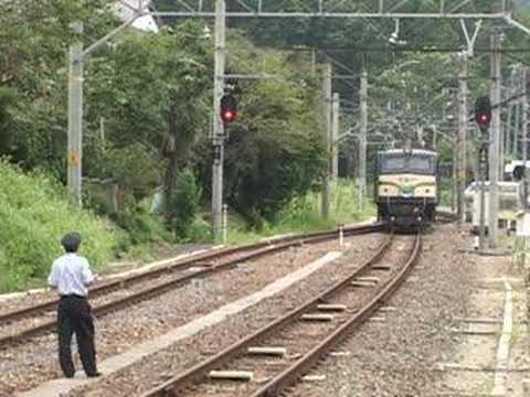 EF58 157 飯田線トロッコファミリー号 2003.9.6