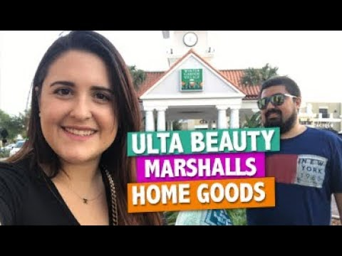 WINTER GARDEN VILLAGE + ULTA BEAUTY + MARSHALLS + HOME GOODS