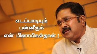 Video We are Educated..Not illiterates ! | TTV Dhinakaran Exclusive Interview MP3, 3GP, MP4, WEBM, AVI, FLV November 2017