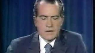 Nixon acaba con el sistema Bretton Woods