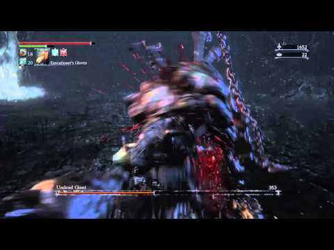 Bloodborne™: Undead Asshole Lower Pthumeru