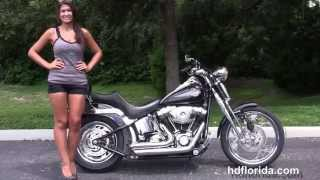 1. Used 2005 Harley Davidson Softail Springer Motorcycles for sale