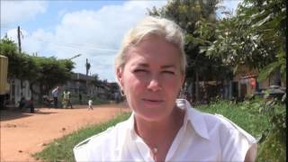 Alison Bell Returns To Kenya
