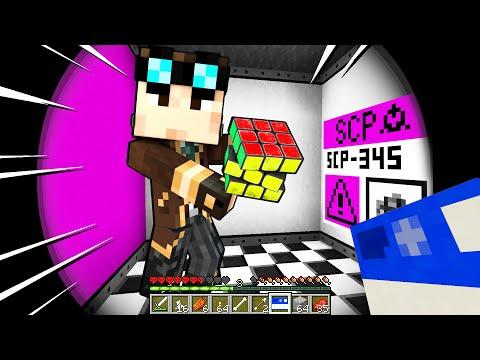NON RISOLVERE IL CUBO DI RUBIK!! - Minecraft SCP 345